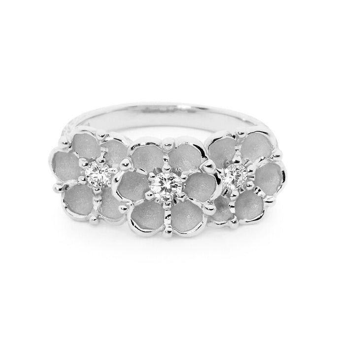 Coastal Flower Ring