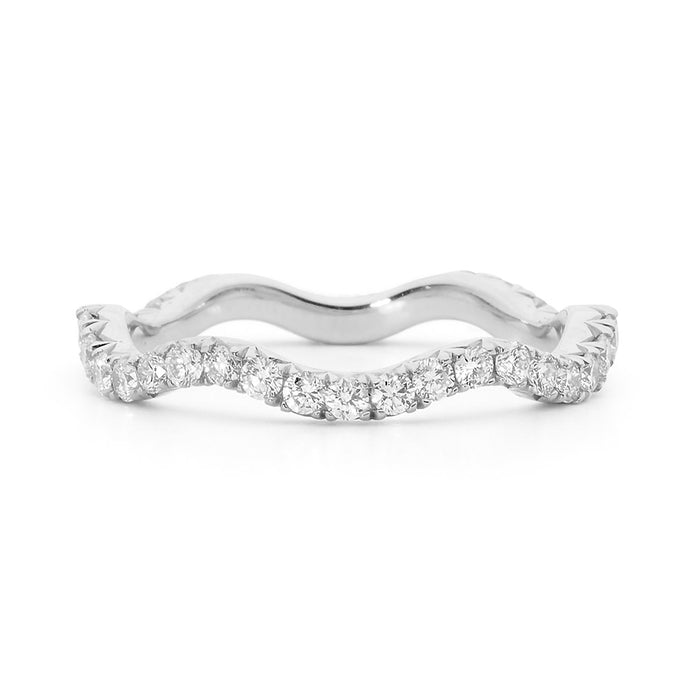 Meandering Diamond Ring online jewellery shop buy jewellery online jewellers in perth perth jewellery stores wedding jewellery australia diamonds for sale perth gold jewellery perth