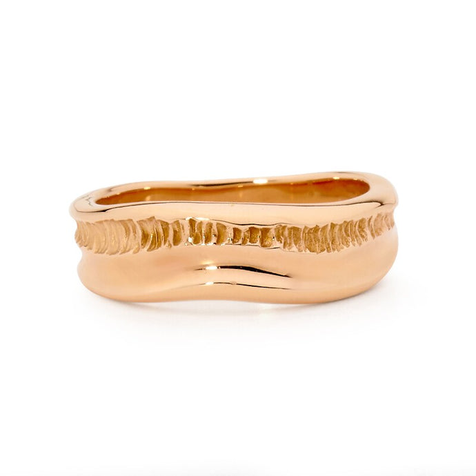 Free-Form Men's Ring