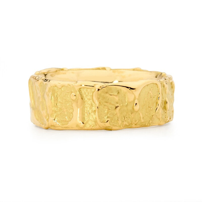 Molton Gold Ring