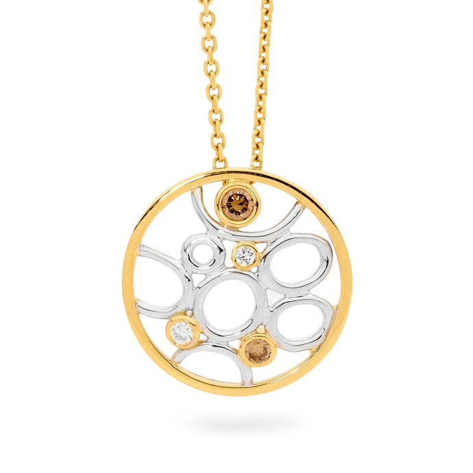 Linneys Signature Circle Pendant