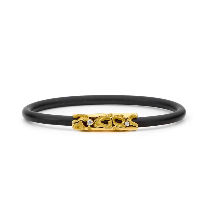 Reef Diamond Bangle