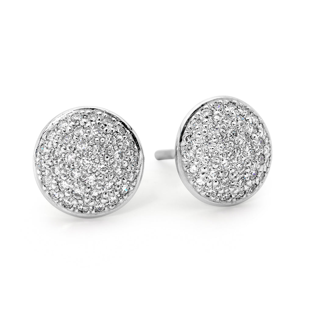 White Gold Diamond Stud Earrings  jewellery stores perth perth jewellery stores australian jewellery designers online jewellery shop perth jewellery shop jewellery shops perth perth jewellers jewellery perth jewellers in perth diamond jewellers perth bridal jewellery australia pearl jewellery australian pearls diamonds and pearls perth