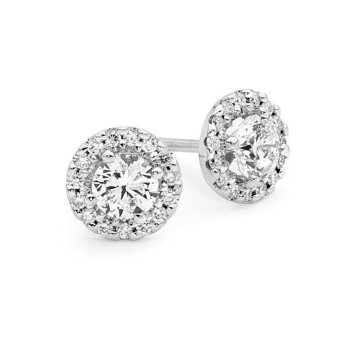 White Gold Diamond Stud Earrings jewellery stores perth perth jewellery stores australian jewellery designers online jewellery shop perth jewellery shop jewellery shops perth perth jewellers jewellery perth jewellers in perth diamond jewellers perth bridal jewellery australia