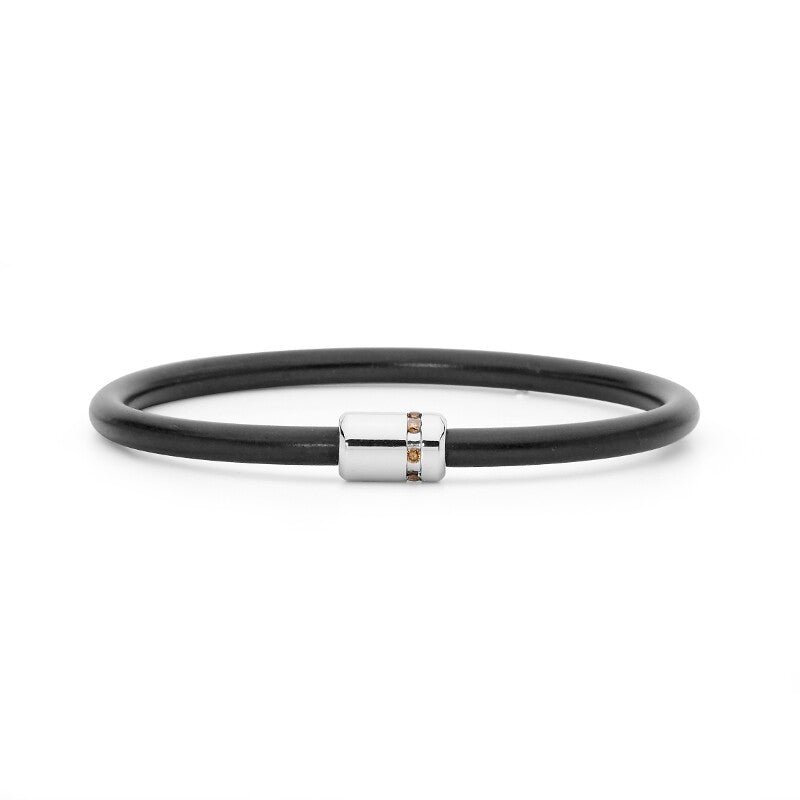 Men's Neoprene Bangle