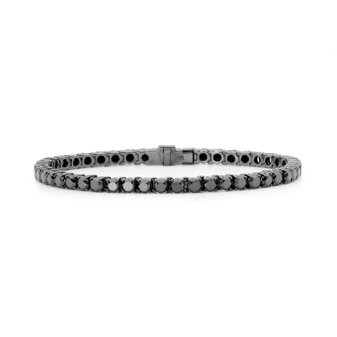 Black Diamond Tennis Mens Bracelet Perth jewellery stores perth perth jewellery stores australian jewellery designers online jewellery shop perth jewellery shop jewellery shops perth perth jewellers jewellery perth jewellers in perth diamond jewellers perth mens jewellery perth
