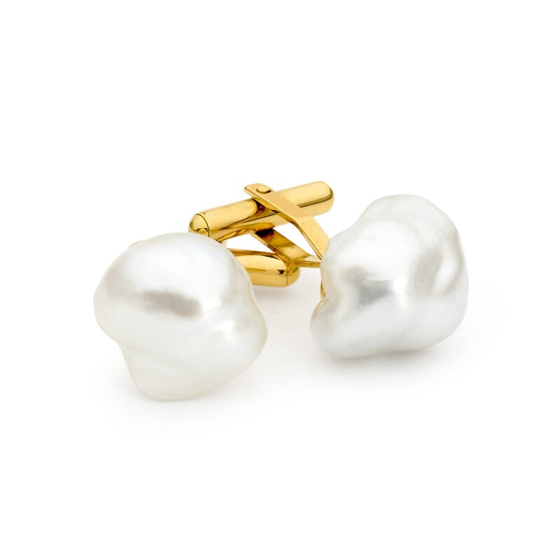 Seedless Pearl Cufflinks perth jewellery stores australian jewellery designers online jewellery shop perth jewellery shop jewellery shops perth perth jewellers jewellery perth jewellers in perth diamond jewellers perth bridal jewellery australia pearl jewellery australian pearls diamonds and pearls perth
