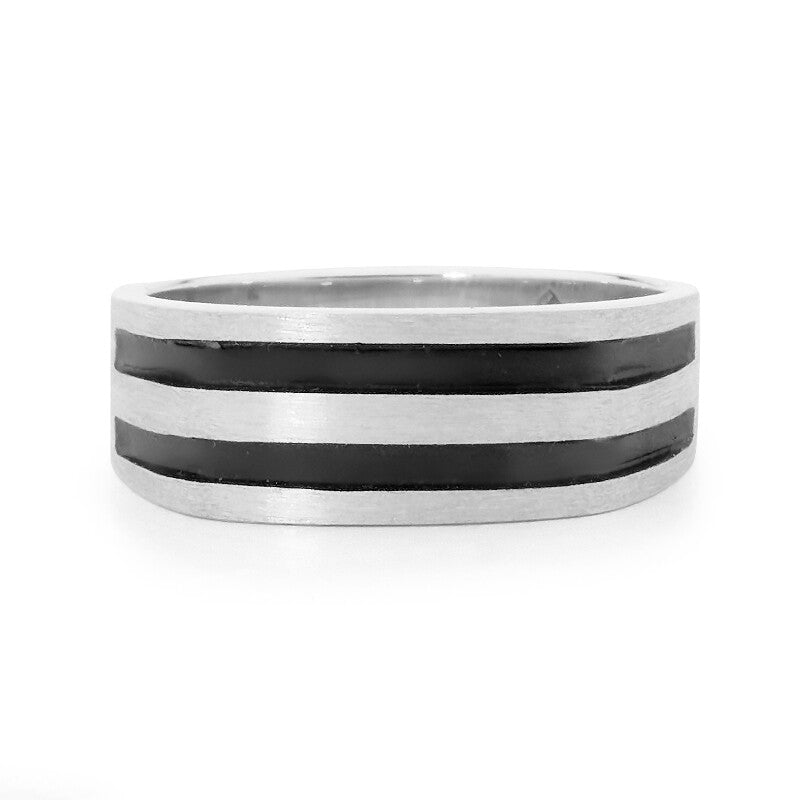 Grooved Ring