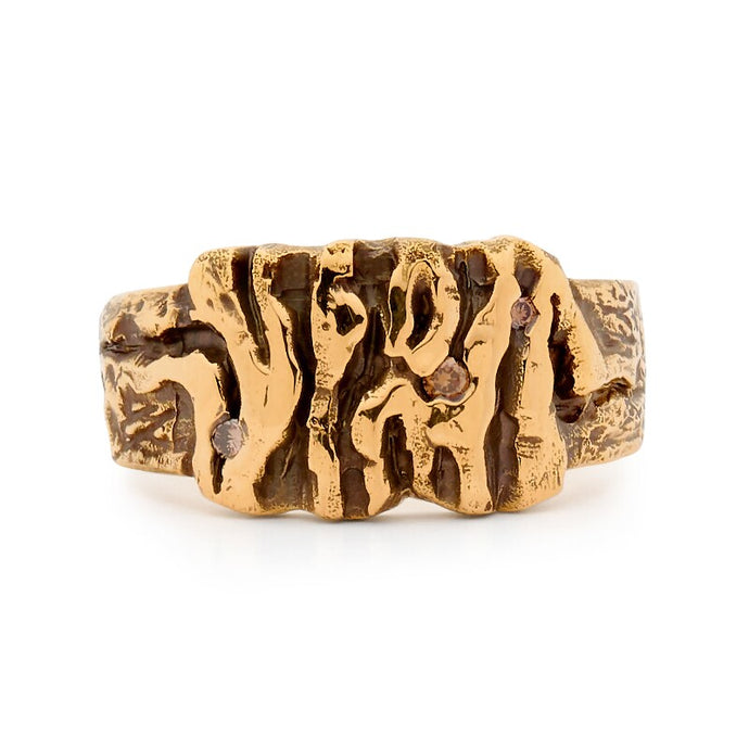 Floodplain Gold Ring