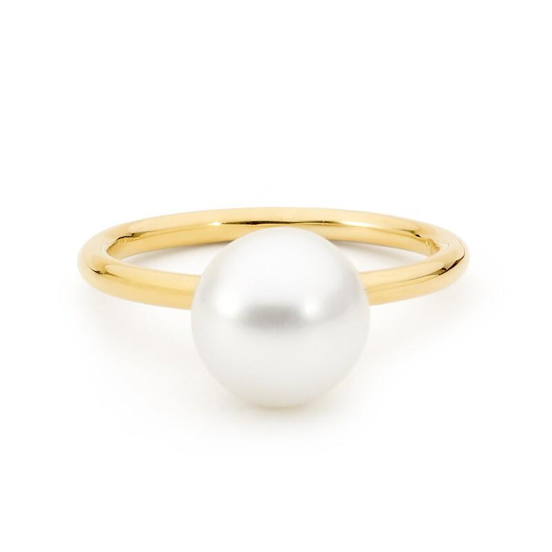 Simple Pearl Ring jewellery stores perth perth jewellery stores australian jewellery designers online jewellery shop perth jewellery shop jewellery shops perth perth jewellers jewellery perth jewellers in perth diamond jewellers perth bridal jewellery australia pearl jewellery australian pearls diamonds and pearls perth