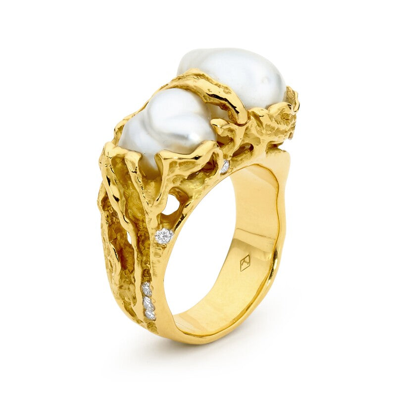 Kalbarri Pearl Ring online jewellery shop buy jewellery online jewellers in perth perth jewellery stores wedding jewellery australia diamonds for sale perth gold jewellery perth engagement rings for women engagement rings australia custom engagement rings perth designer engagement rings unique engagement rings diamond engagement rings diamonds perth pearl jewellery