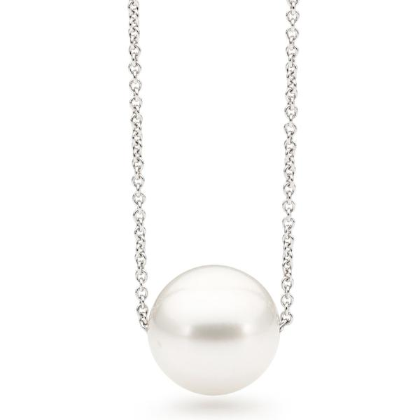 Floating Pearl Necklace perth jewellery stores jewellery stores perth australian jewellery designers bridal jewellery australia