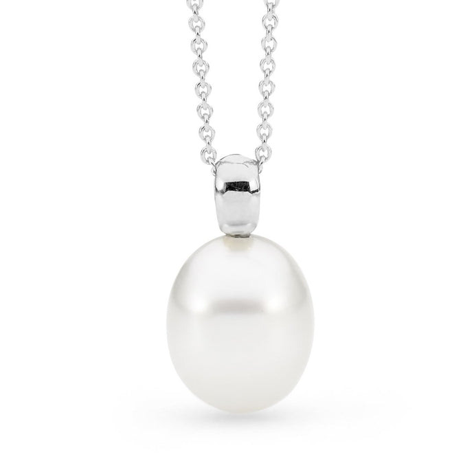 Simple Pearl Pendant
