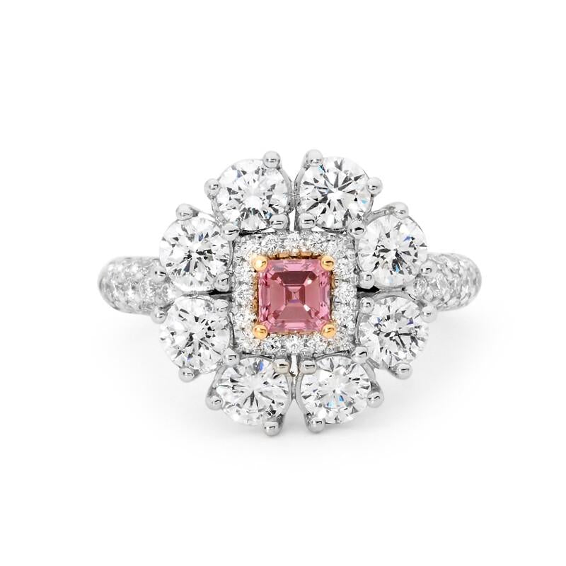 Argyle Pink Diamond Ring