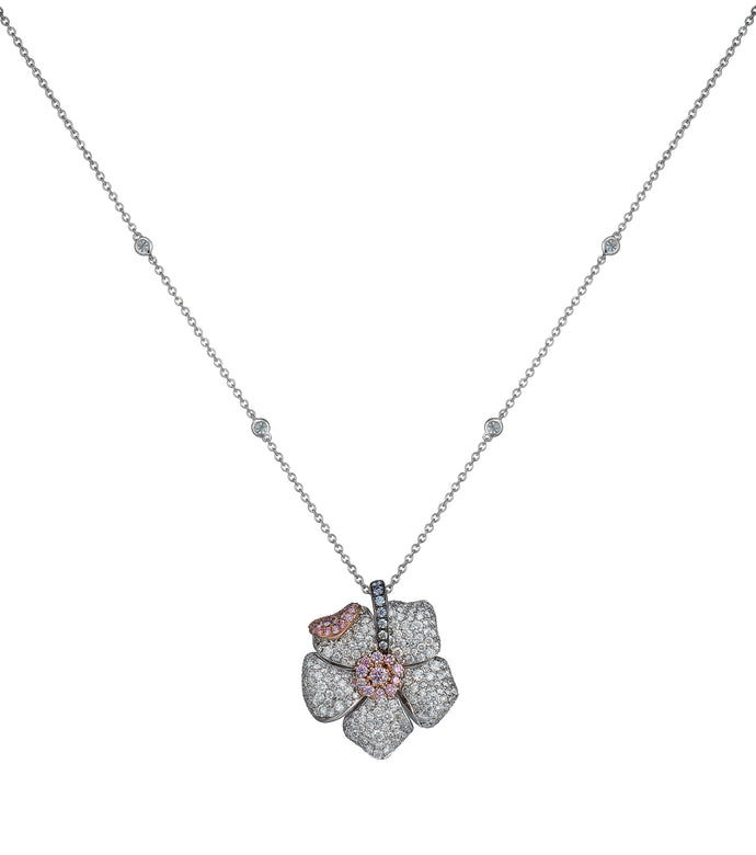 Limited Edition Argyle Blossom Pendant