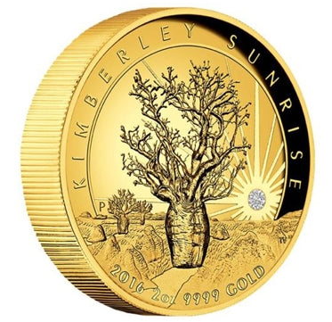Limited Edition Kimberley Sunrise Coin