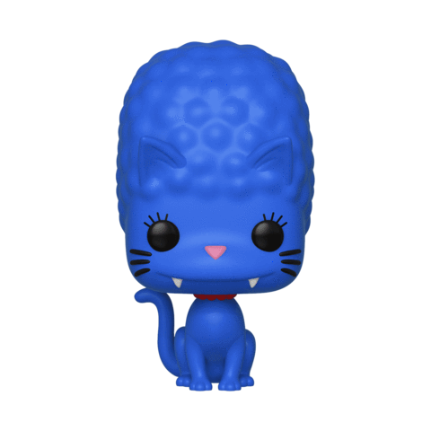 The Simpsons - Marge as Cat [Coming October]