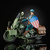 Marvel Legends - Captain America with Motorcycle