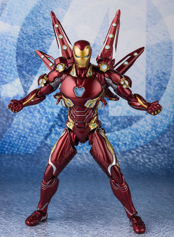 S.H. Figuarts - Iron Man MK-50 [Coming August]
