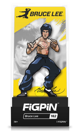 FiGPiN Bruce Lee [Coming July ]