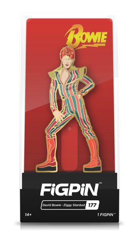 FiGPiN David Bowie [Coming July ]