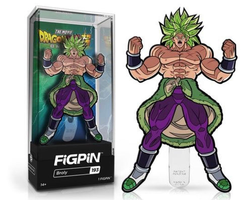 FiGPiN Dragon Ball Super Broly Movie - Broly