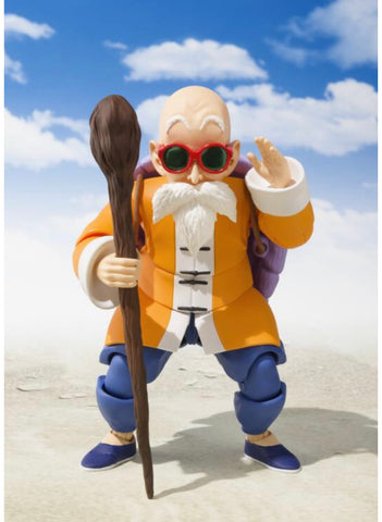 Dragon Ball Super S.H.Figuarts Master Roshi