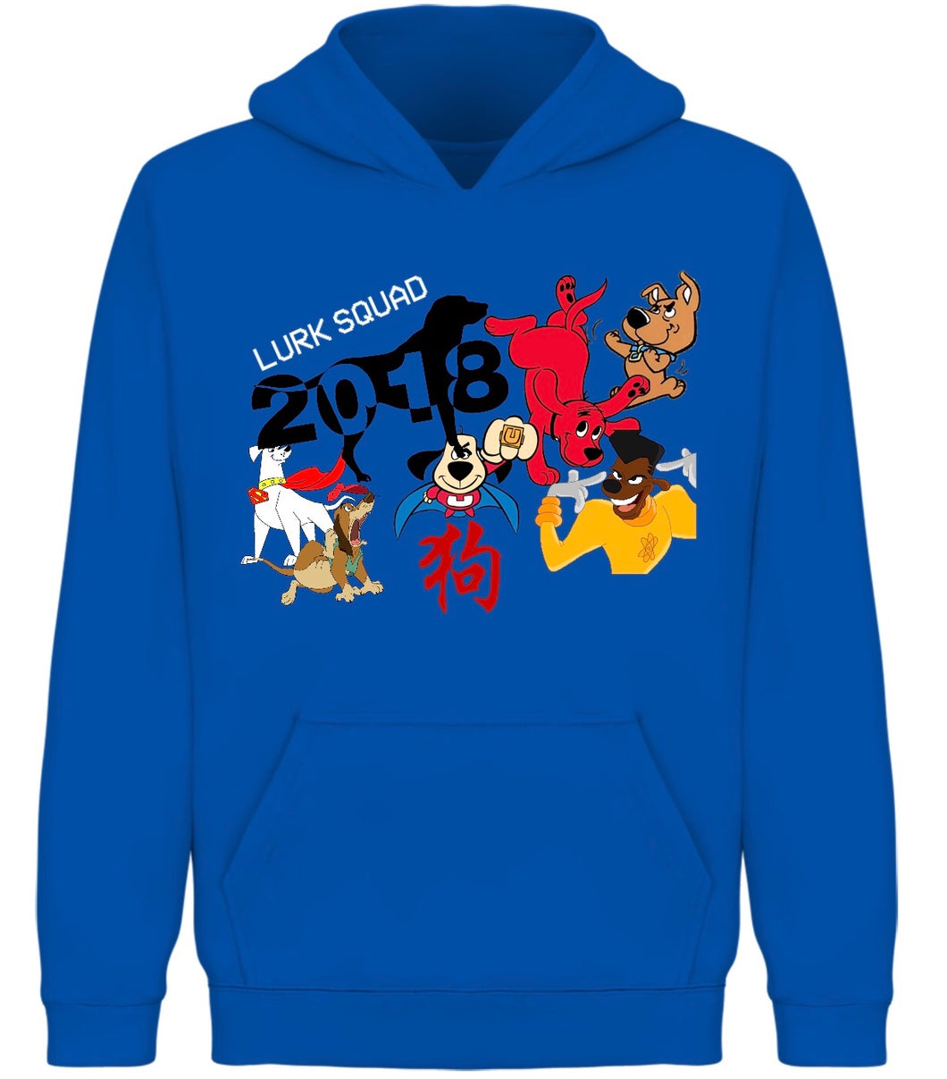 'Year of the Dog' Hoodie