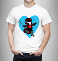 Gambit & Rogue | Marvel Couple T Shirts - Couple Gifts