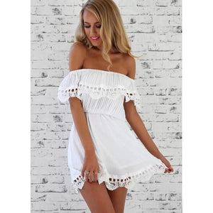 Sweet Elegant Summer Dress - Lika Women