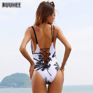 2017  New collection One Piece Swimsuit - Lika Women