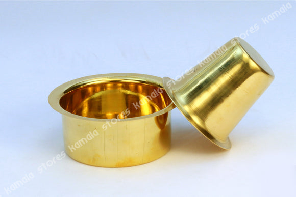 Brass Coffee Davara / Dabara