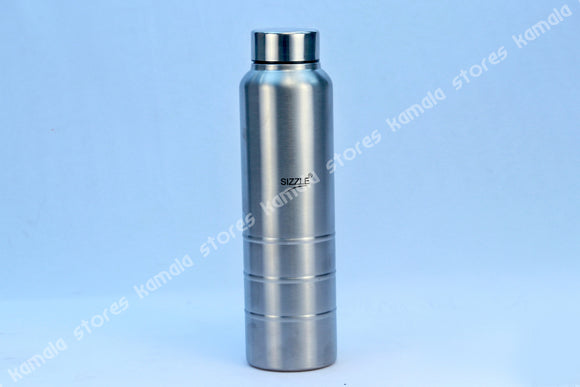 Sizzle Stainless Steel Water Bottle 1000 ml Slender