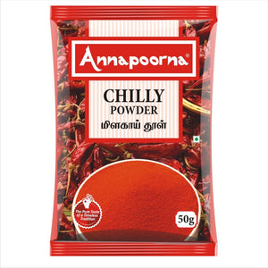 Annapoorna Chilli Powder