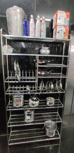 Steel Kitchen Rack / Stand