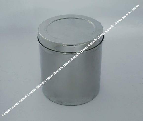 Stainless Steel Vinod Sambadam, Storage Container