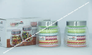 Glass Jar GHJ 1004
