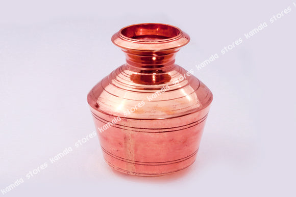 Copper Pot / Kudam