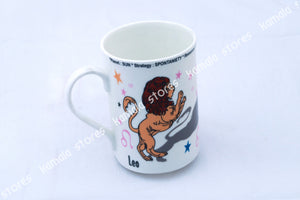 Coffee Mug Zodiac - Leo Sign