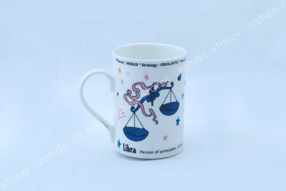 Coffee Mug Zodiac - Libra Sign