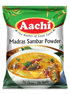 Aachi Madras Sambhar Powder -100G