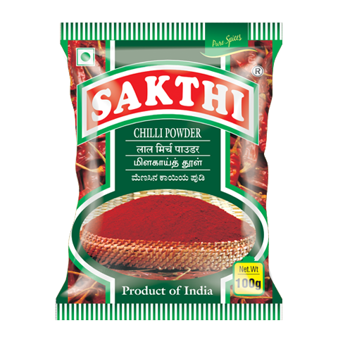 Sakthi Masala Chilli Powder