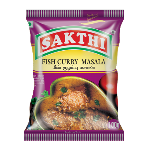 Sakthi Masala Fish Curry Masala - 50G