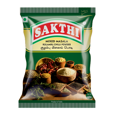 Sakthi Masala Kulambu Chilli Powder