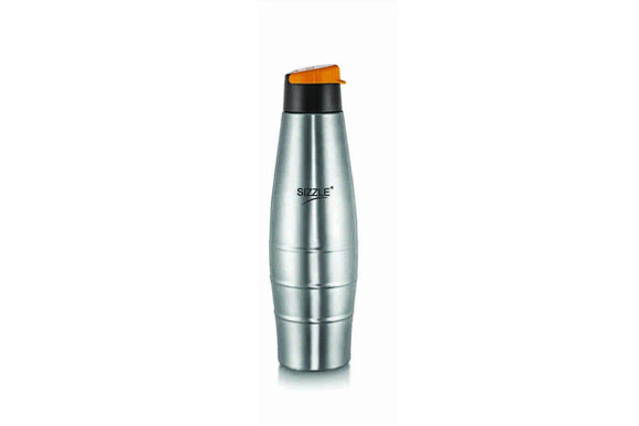 SIZZLE STEEL WATER BOTTLE - 750ML