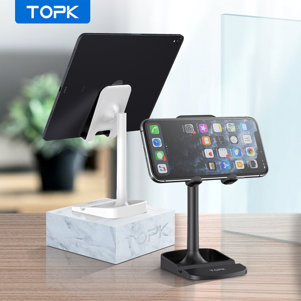 TOPK D23 Cell Phone Stand Desk Holder - TOPK Official Store