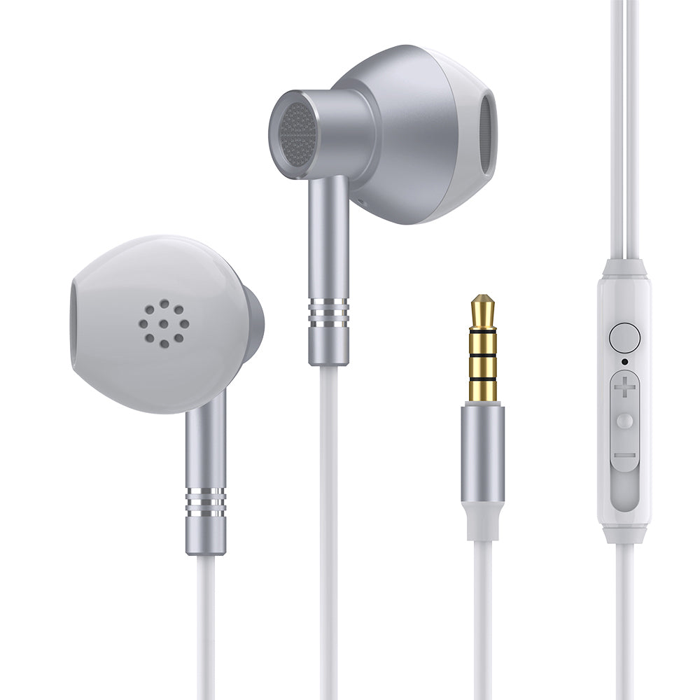 TOPK F35 High Sound Quality Wired Earphone