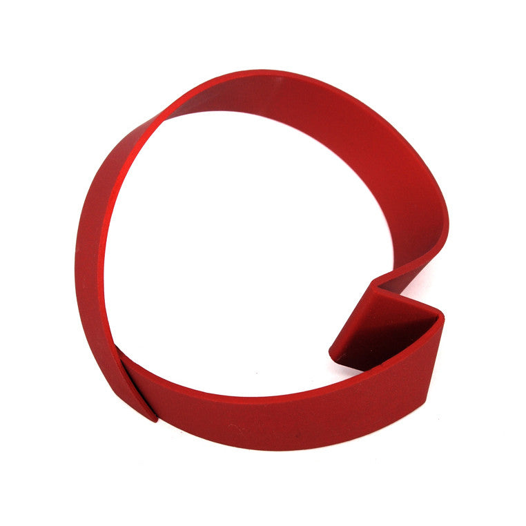 Jessamy Pollock- Red Balance Bangle