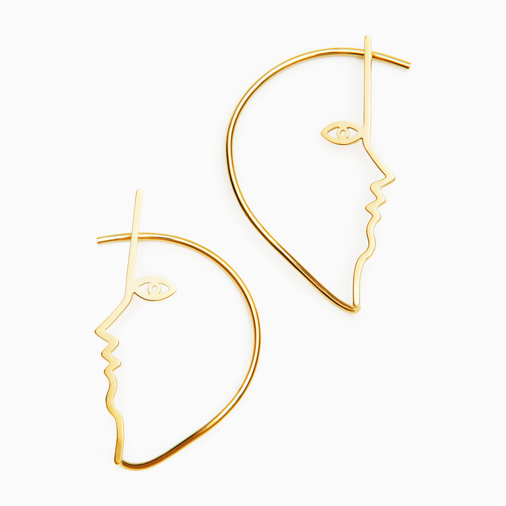 Mara Paris- Dina Ear Cuff