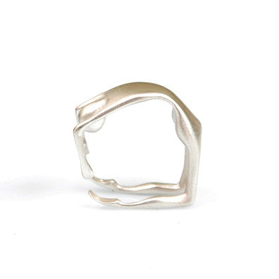Helias Ring- Silver (Matt)